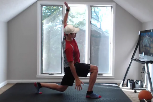 General Prep Core #4 – Range of Motion and Core Engagement