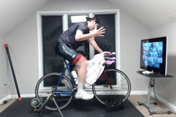 HOP Cycling #15 – 3 x 10 min L4 with 10s Bursts!